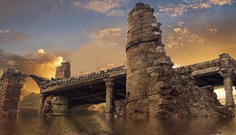 Britain's Atlantis: Evidence of Stone Age human activity found beneath the North Sea