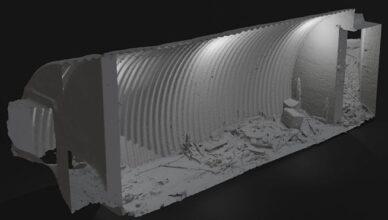 Secret World War II Bunker Found in Scotland
