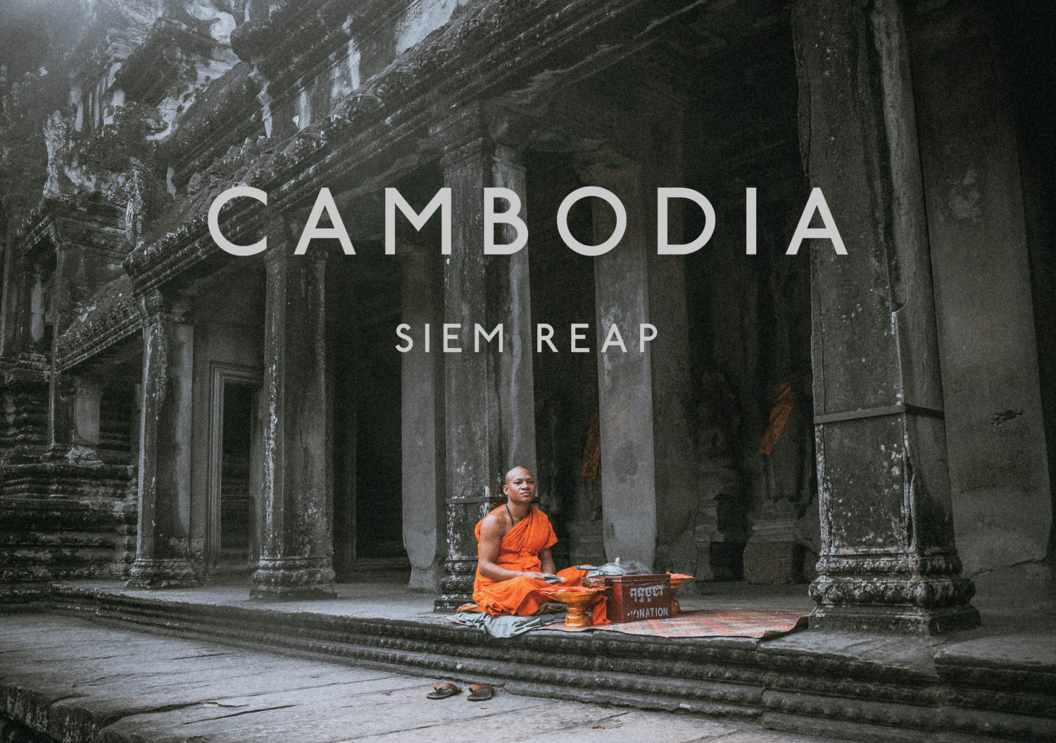 cambodia monkt traveling to siem reap angkor wat temples