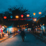 hoi an antler city evening atmospheric asia colours ancient history vietnam