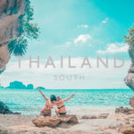 thailand beach krabi railay