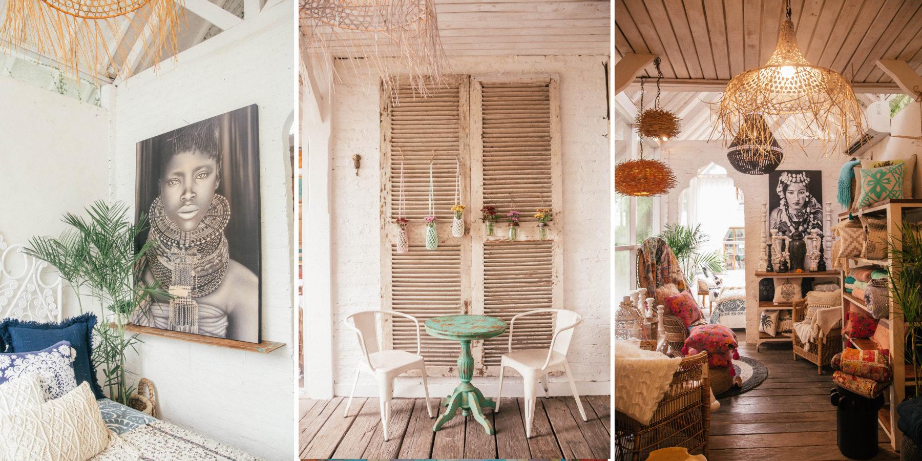 amazing interior design boho bali cafe home decor indonesia