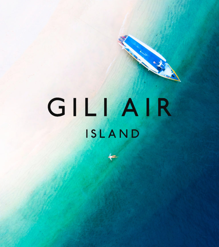 GILI air island paradise tropical indonesia