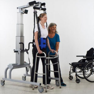 Gait Training - Spinal Cord Surgery