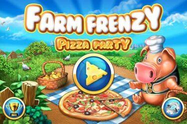 لعبة Farm Frenzy 3 - Pizza Party