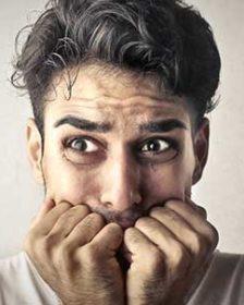 ماذا يحدث للجسم أثناء الخوف
