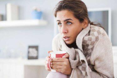 لماذا تشعر المرأة بالبرد أكثر من الرجل ؟