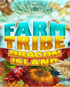 لعبة Farm Tribe - Dragon Island كاملة للتحميل