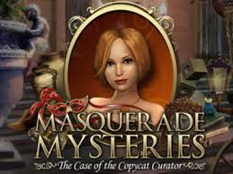 لعبة Masquerade Mystery - The Case of the Copycat Curator كاملة للتحميل