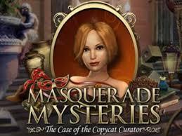 لعبة Masquerade Mystery - The Case of the Copycat Curator كاملة للتحميل