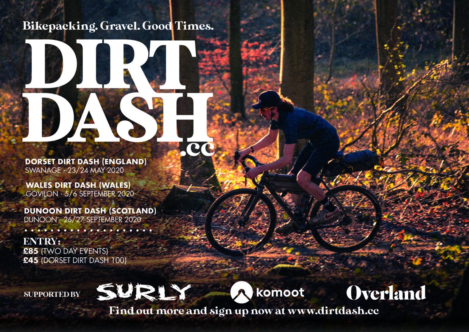 Dirth Dash Flyer 2020