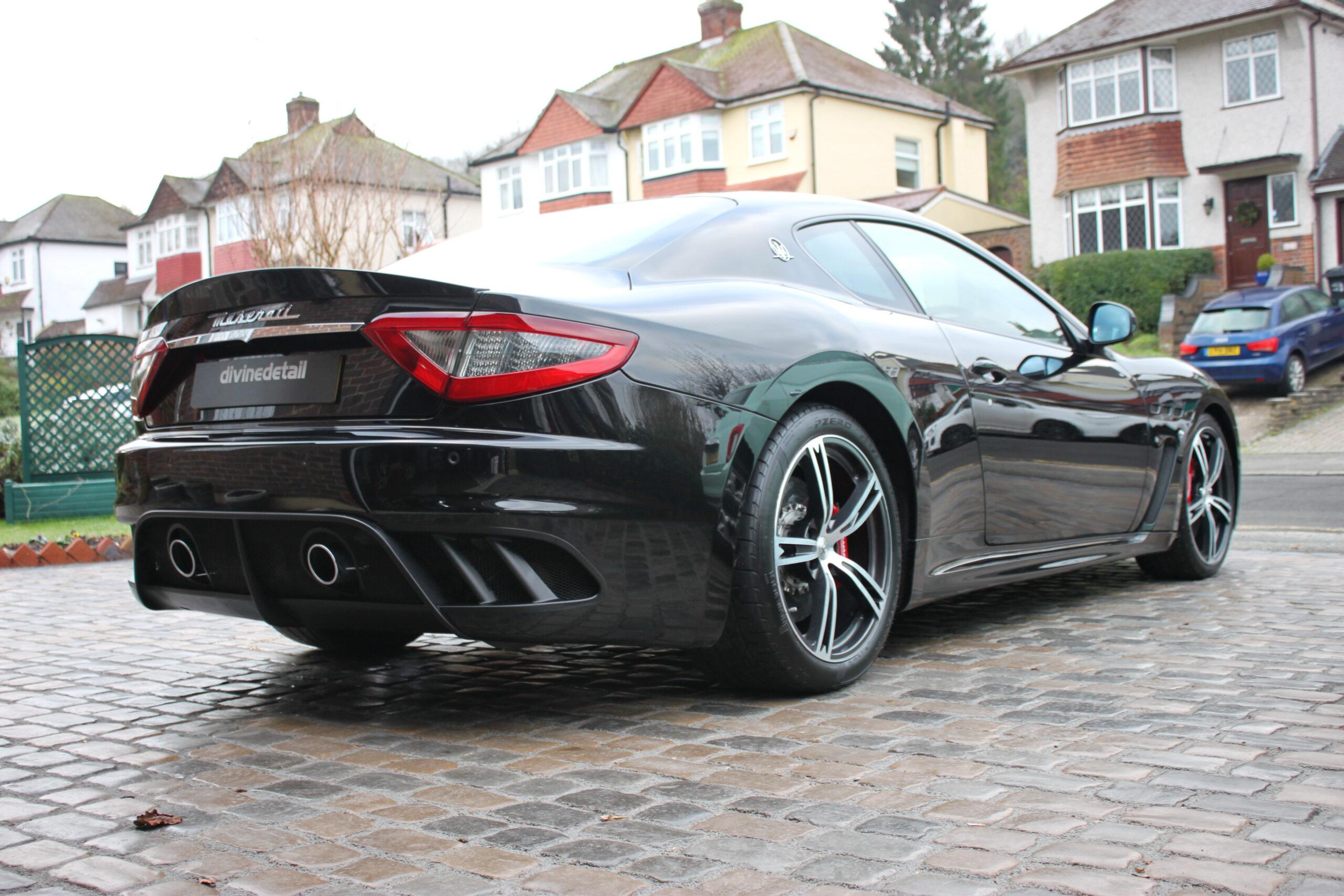 Maserati Stradale