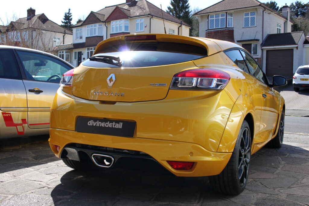 Renault Megane 265