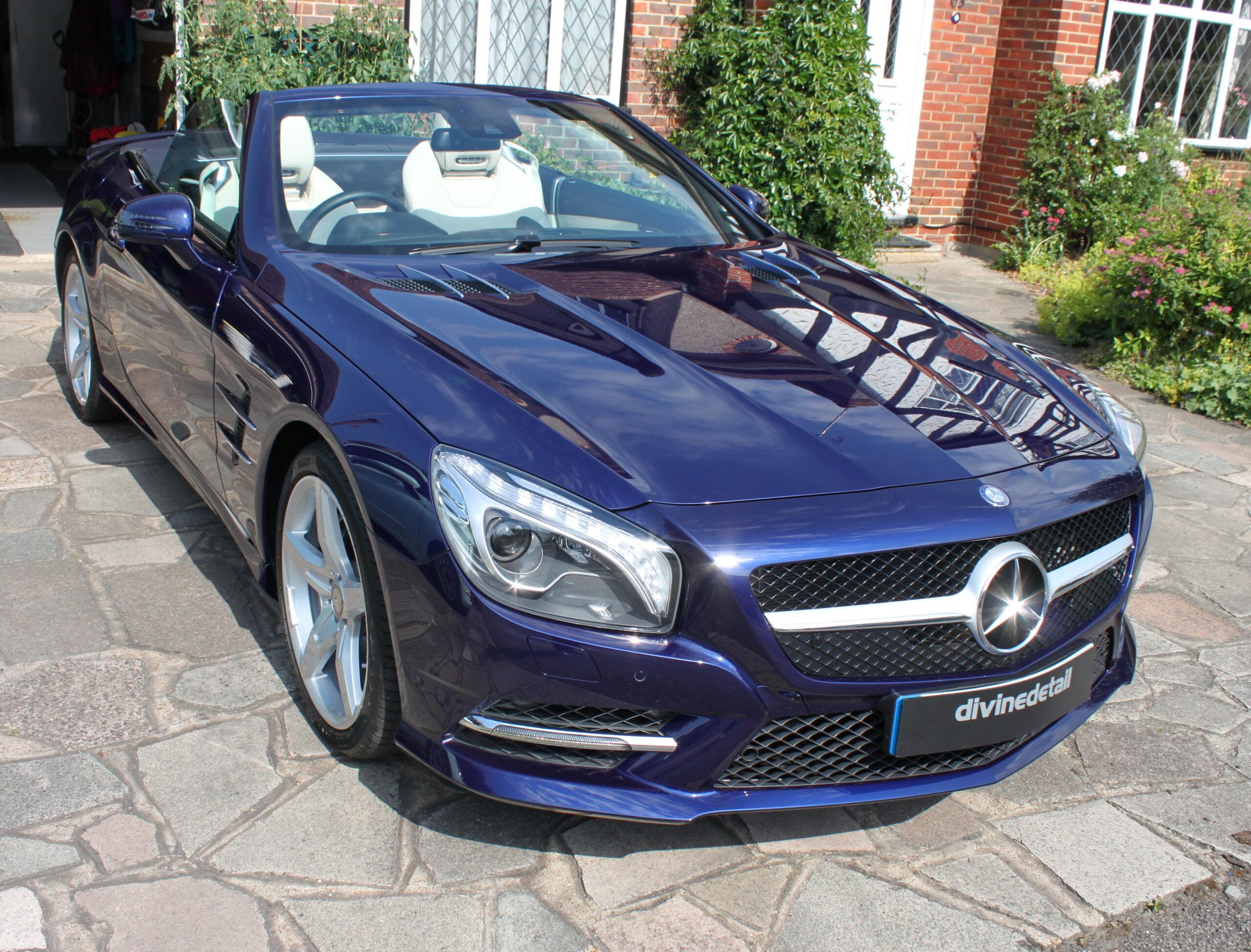 Mercedes SL400