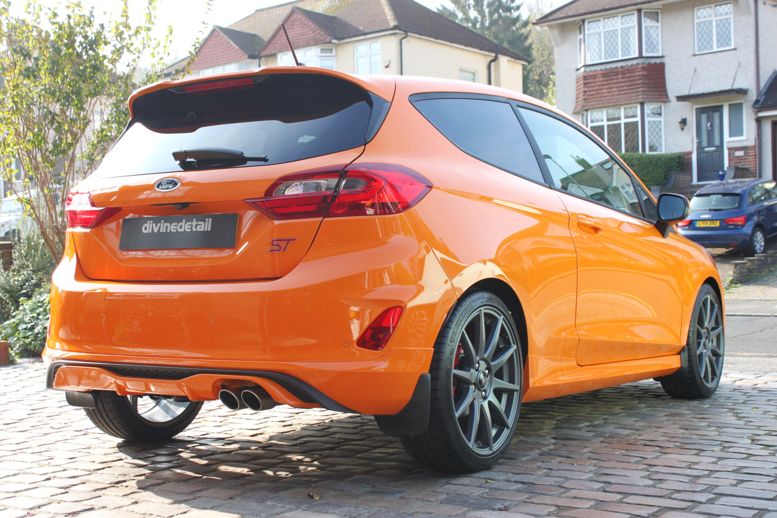 Ford Focus ST Performance