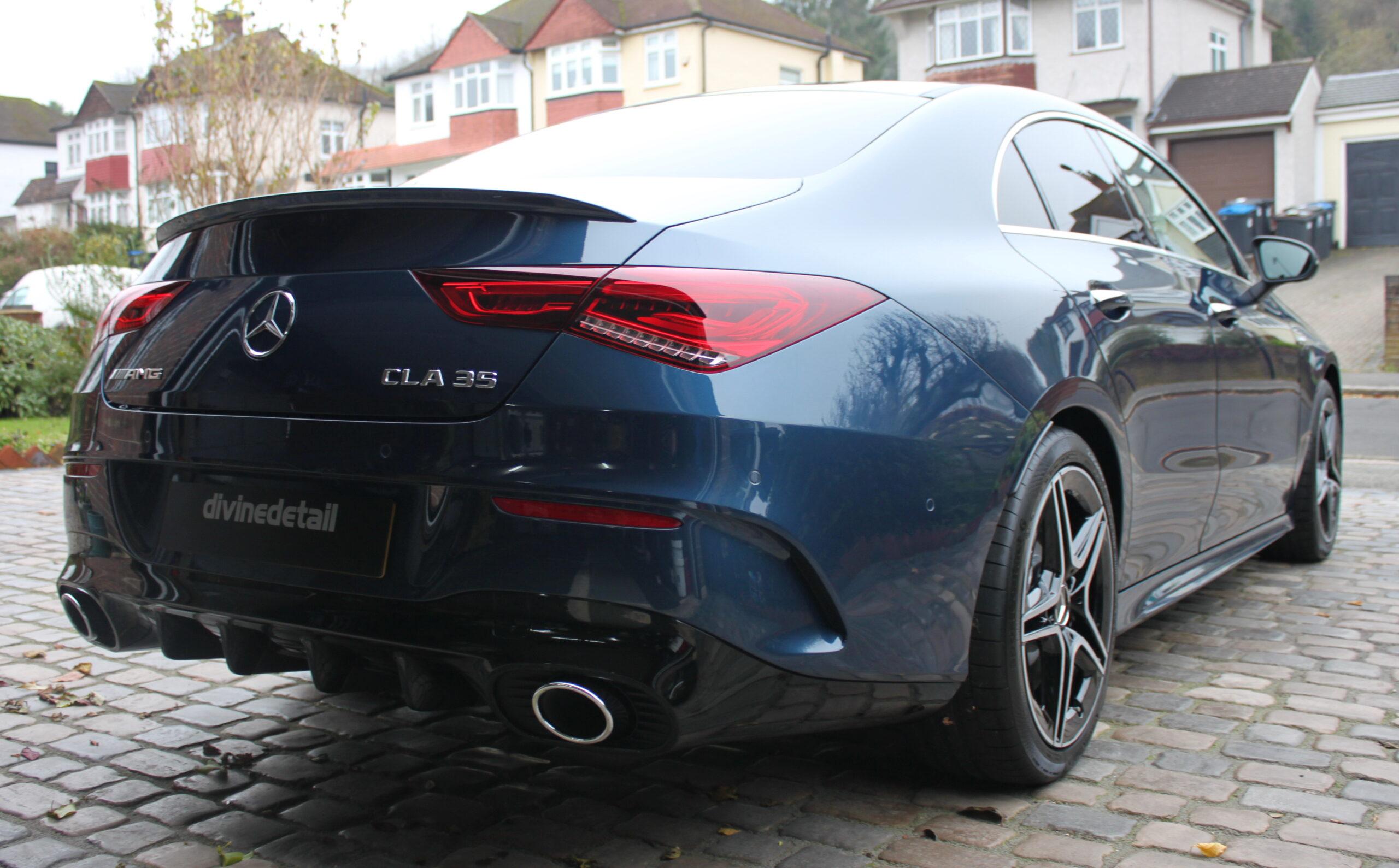 Mercedes CLA35