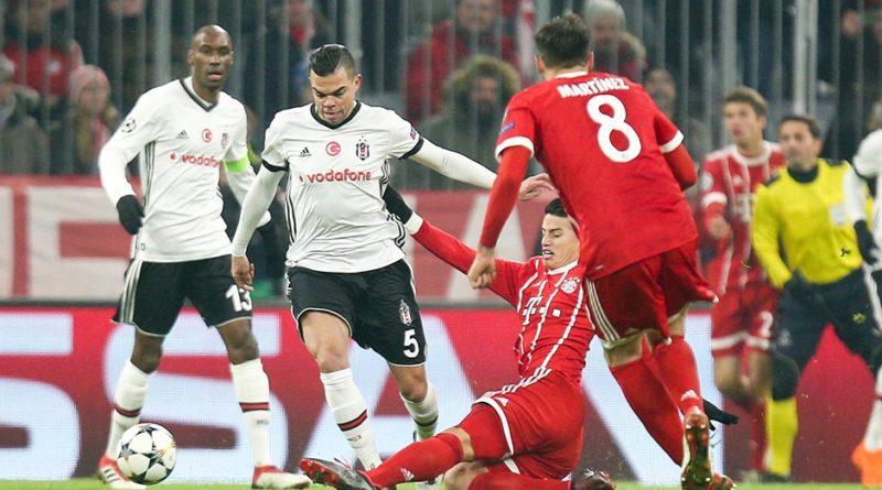 Beşiktaş Bayern Münih Maçı