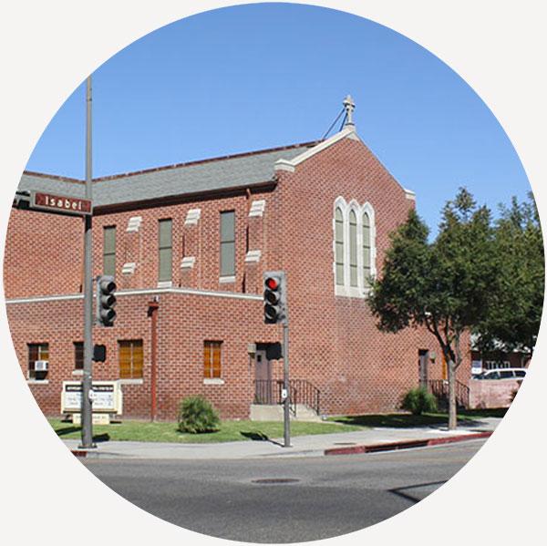 Christ Centered Church
