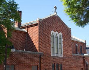 Isabel Glendale church