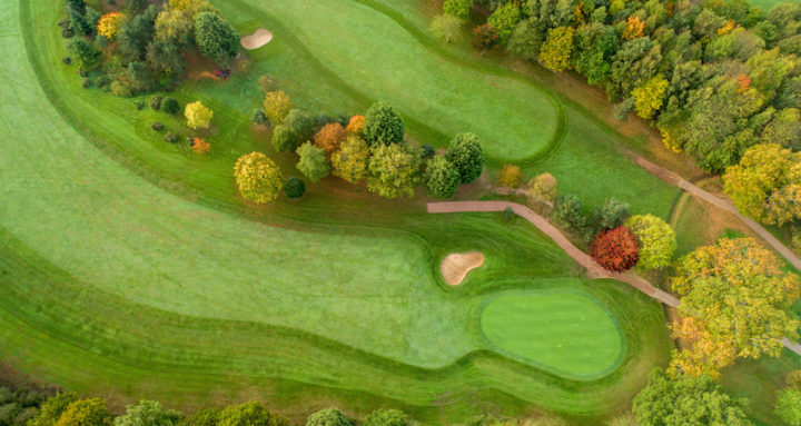 18 Hole Golf Membership in Watford