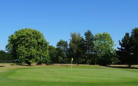 Aldenham Golf & Country Club In Watford, Hertfordshire