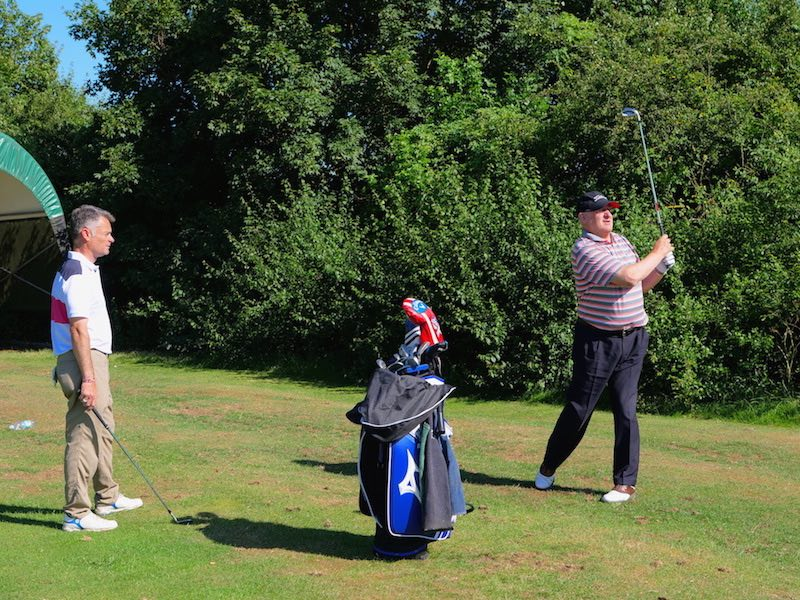 PGA Professional Golf Coaching At Aldenham Golf & Country Club In Watford