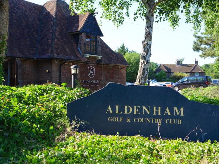 Aldenham Golf & Country Club In Watford Hertfordshire