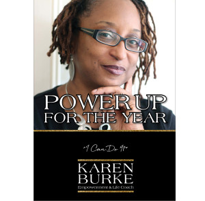 Karen Burke - Power Up