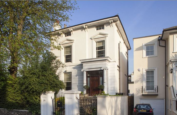 Acacia Road, St Johns Wood, London, NW8