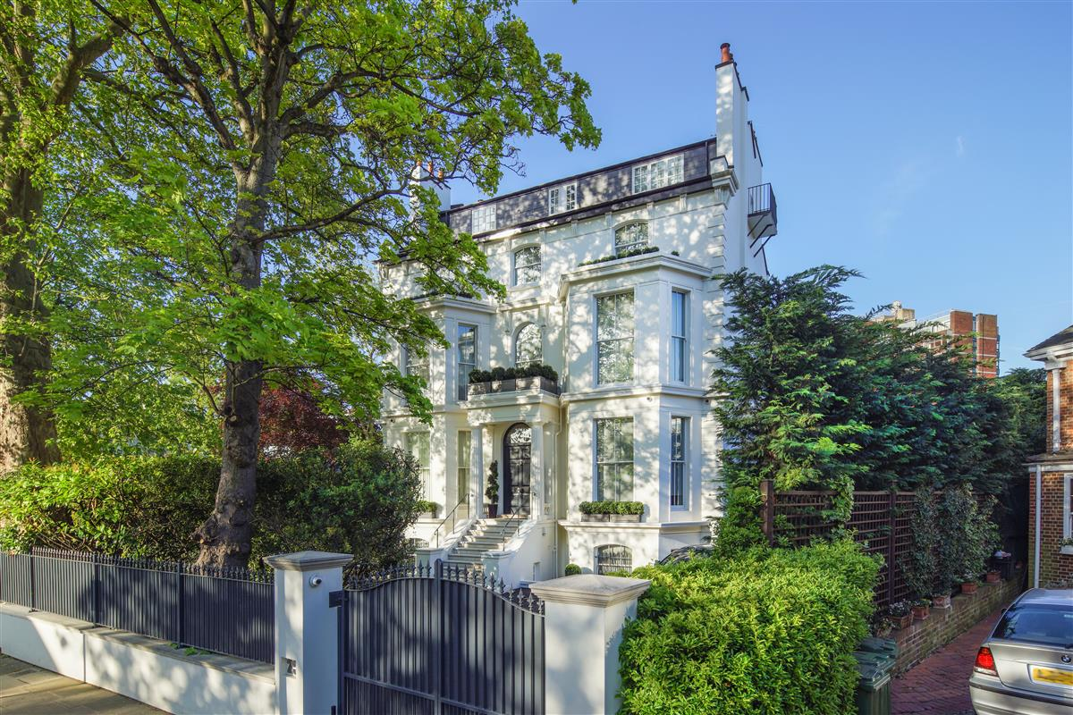 St Johns Wood Park, St Johns Wood, London, NW8
