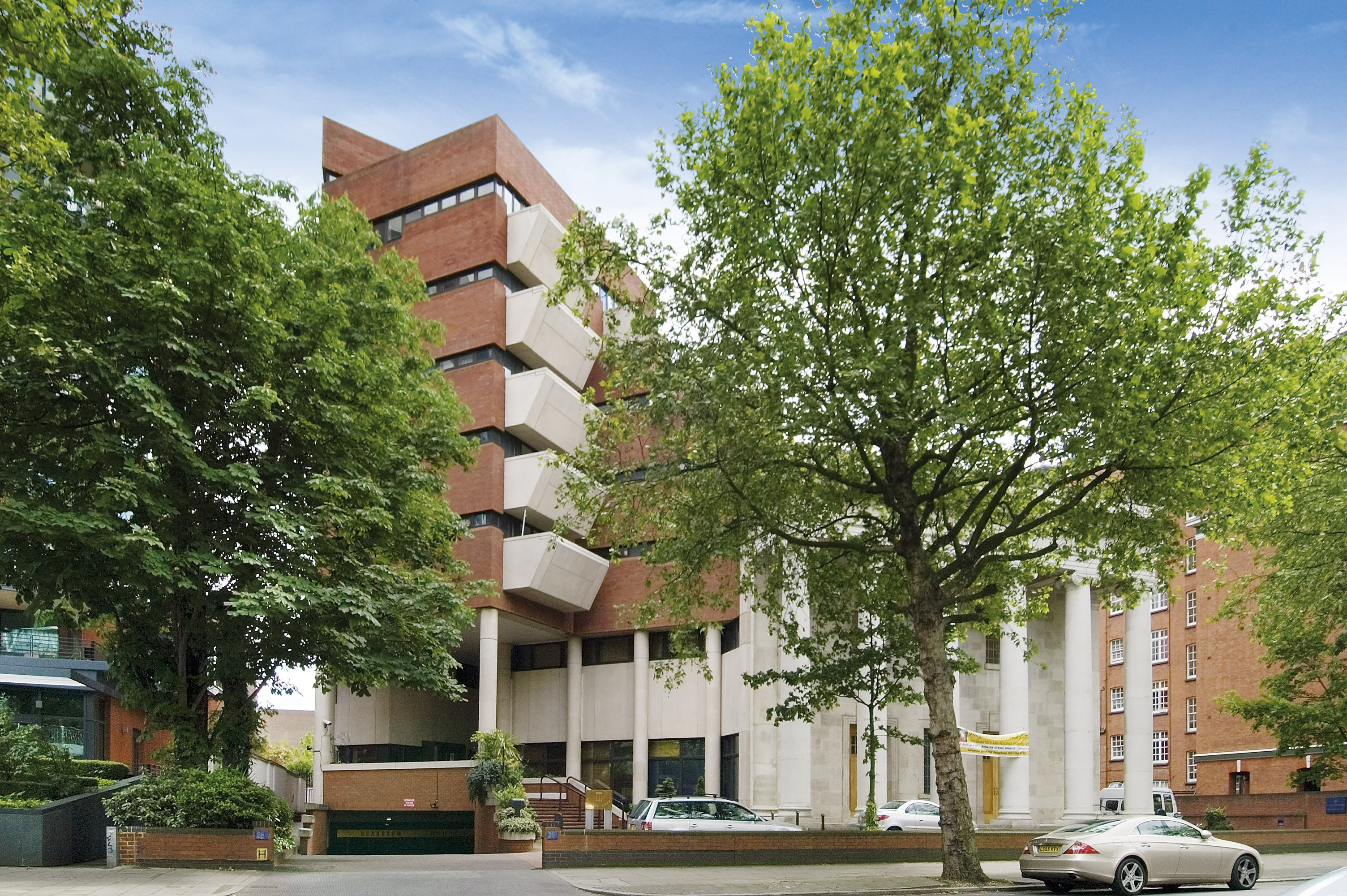 Blazer Court, St Johns Wood Road, London, NW8