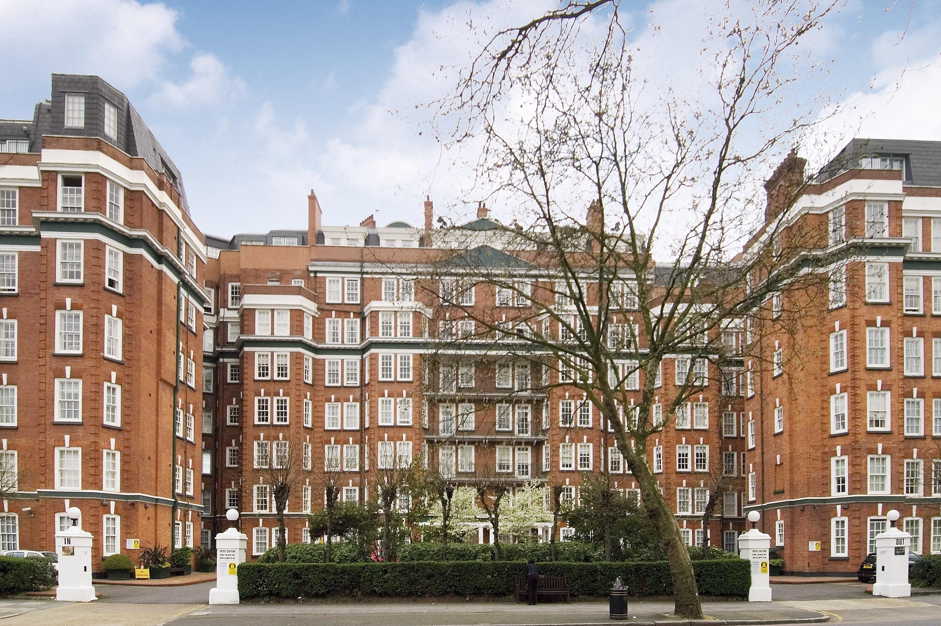 St Johns Wood Court, St Johns Wood Road, London, NW8