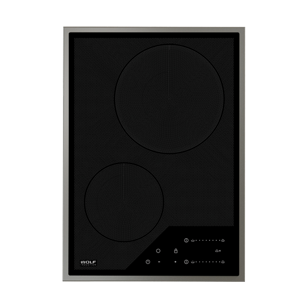 wolf - induction cooktops