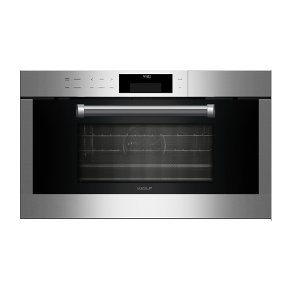 wolf - ICBCSO30PE_S_PH-E-SERIES-PROFESSIONAL-CONVECTION-STEAM-OVEN