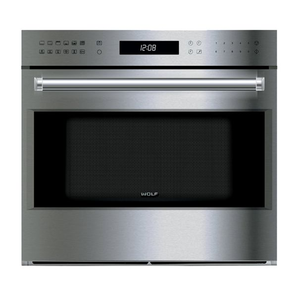wolf ICBSO30PE_S_PH-LG-BUILT-IN-E-SERIES-PROFESSIONAL-SINGLE-OVEN
