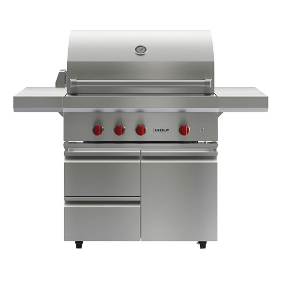 wolf - outdoor grill OG36