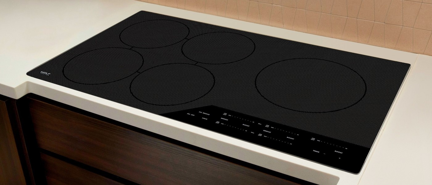 Wolf-Induction-Cooktop
