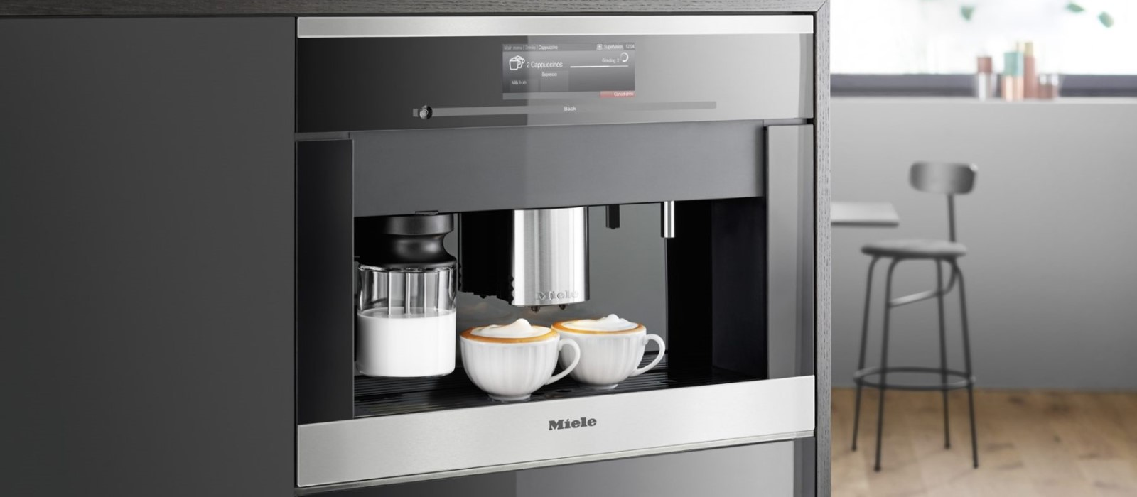 miele - coffee machine