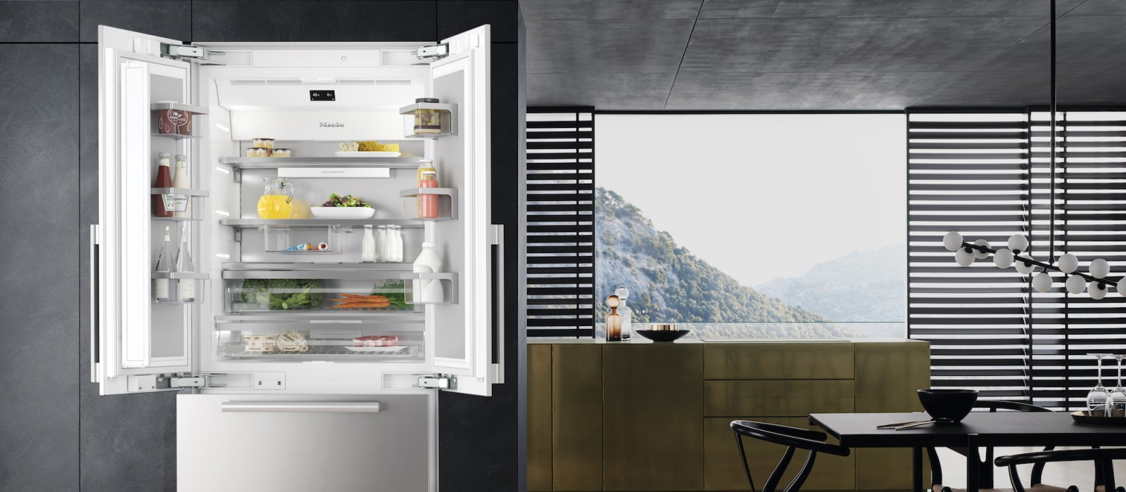miele - refrigeration-and-wine