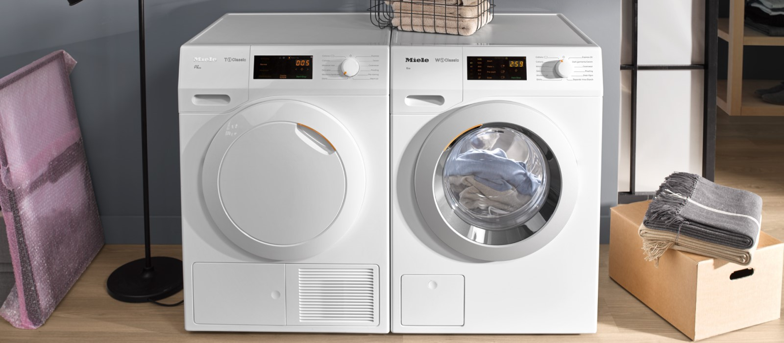 miele - washing machines