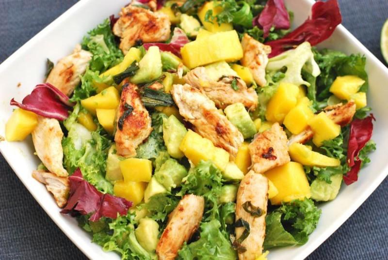 chicken-mango-salad