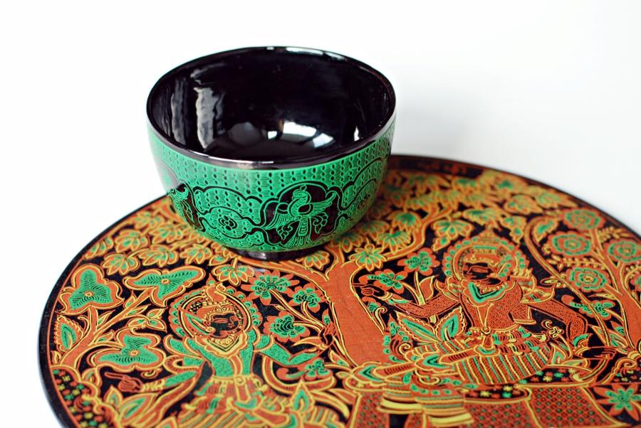 Myanmar lacquerware