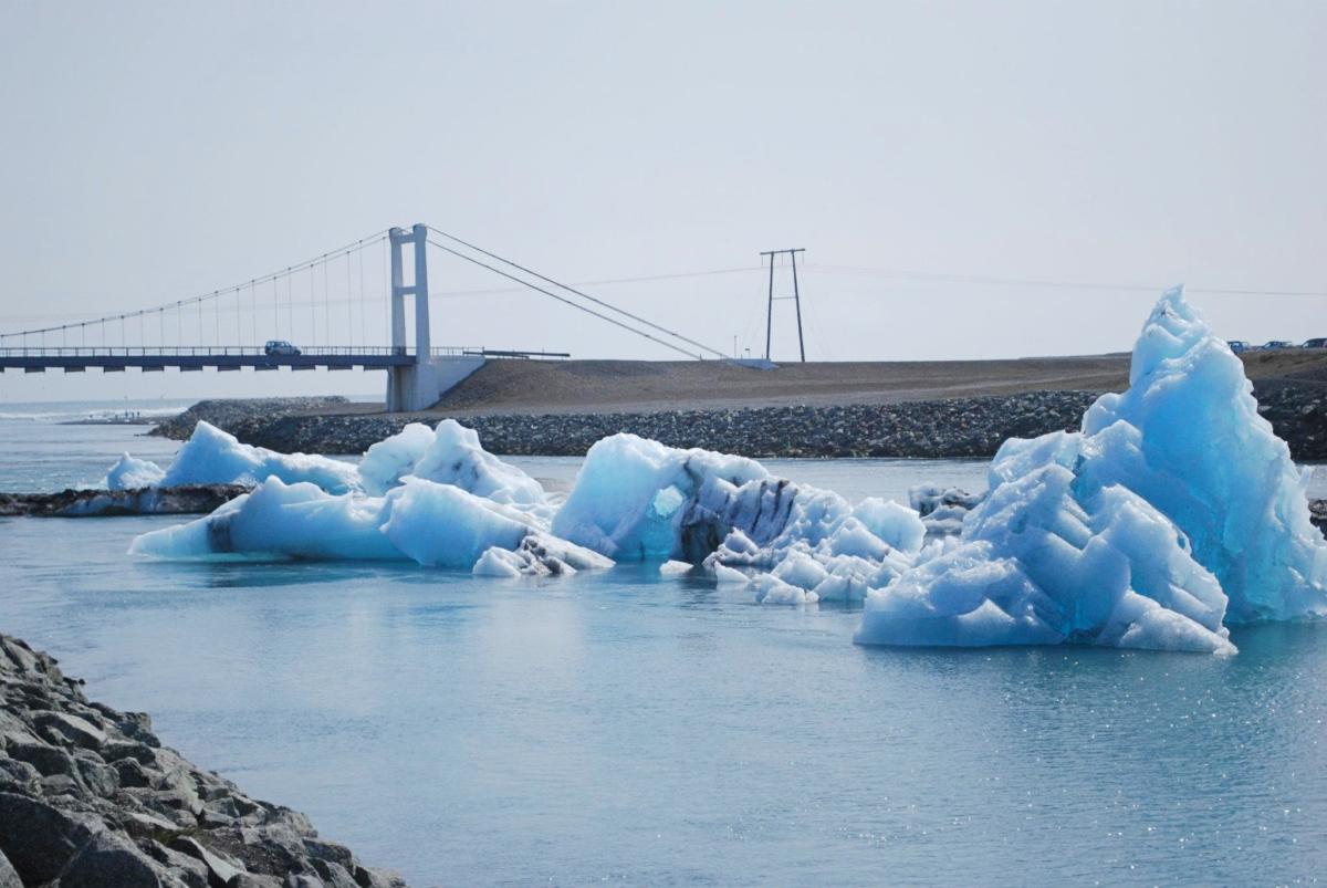 iceland glaciers jokulsarlon