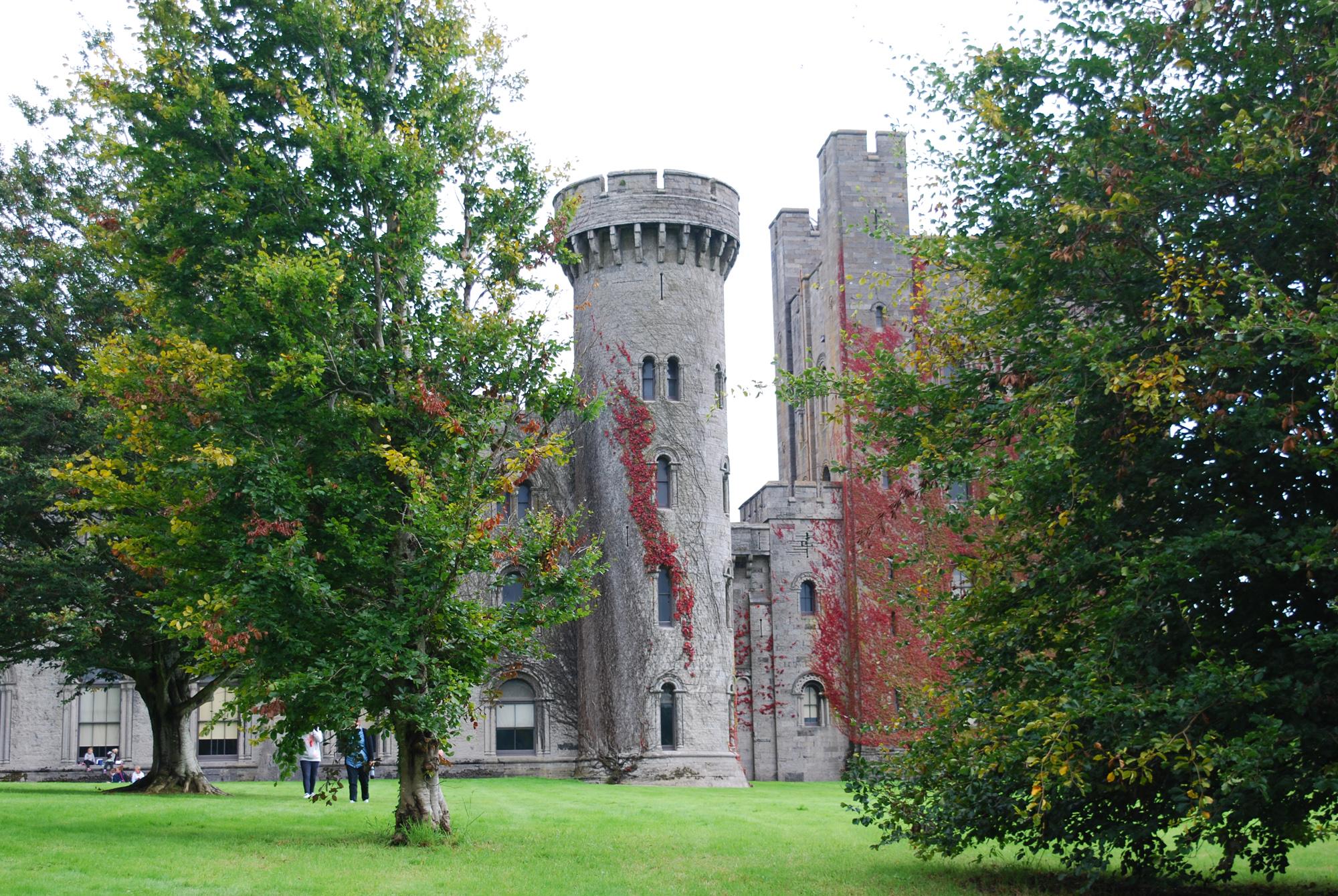 penrhyn-castle-tower-wales
