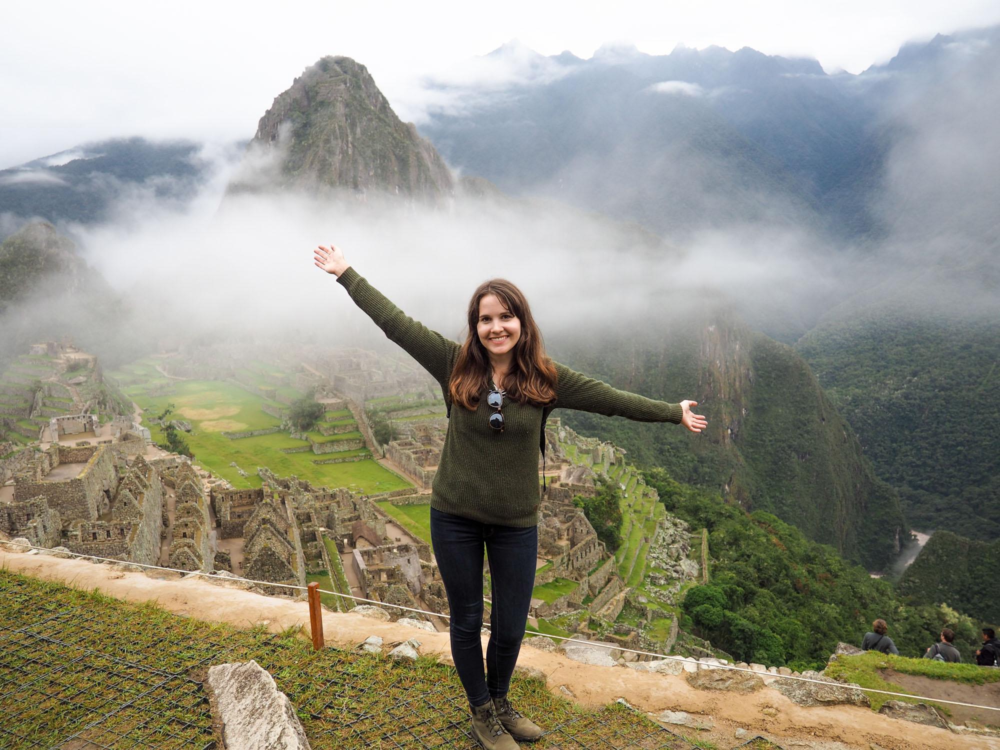 Machu Picchu peru itinerary