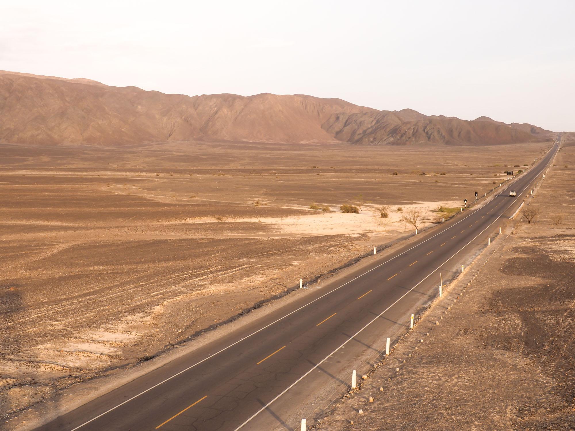 nazca road peru