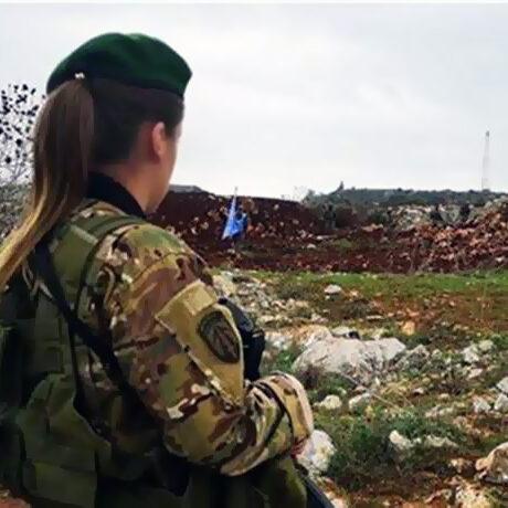 في عيد الجيش اللبناني معايدة ورسالة من لِحَقّي.