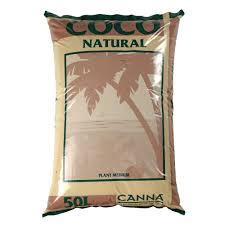 Canna Coco 50L Bag Natural