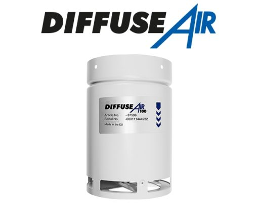 Global Air Supplies Diffuse Air