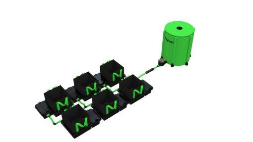 Alien EasyFeed 6 Pot System